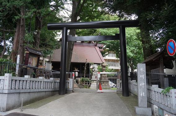 ②日本唯一のお天気の神様!高円寺の気象神社(氷川神社)