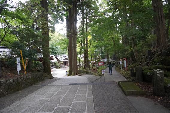 ④富士山の御朱印がいただける東口本宮冨士浅間神社(静岡県駿東郡小山町)