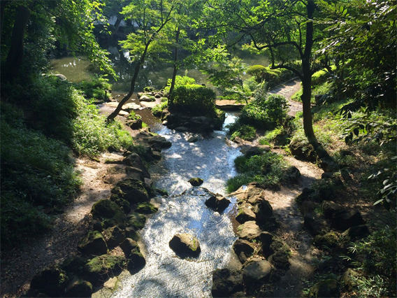 ②都心の小さな神社、廣尾稲荷神社(東京都港区南麻布)