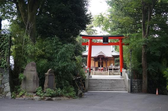 ⑦キツネさんの萌えキャラ絵馬?!白笹稲荷神社(神奈川県秦野市)