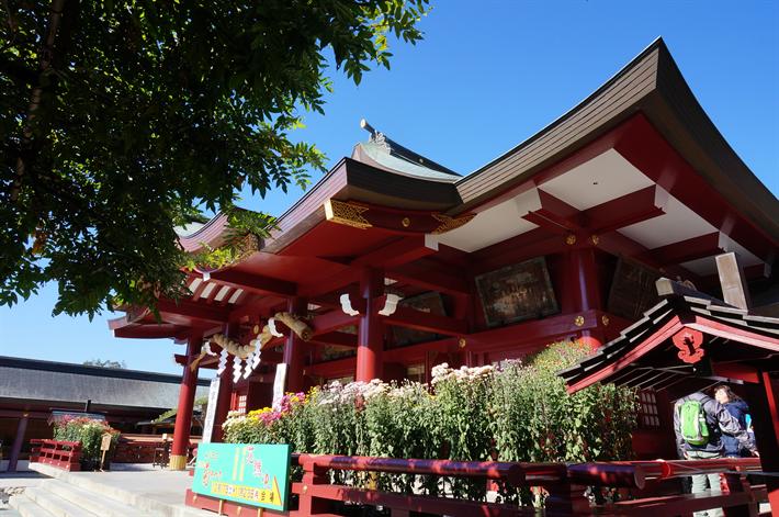 日本三大稲荷の一つ、笠間稲荷神社で頂ける2種類の御朱印(茨城県笠間市)