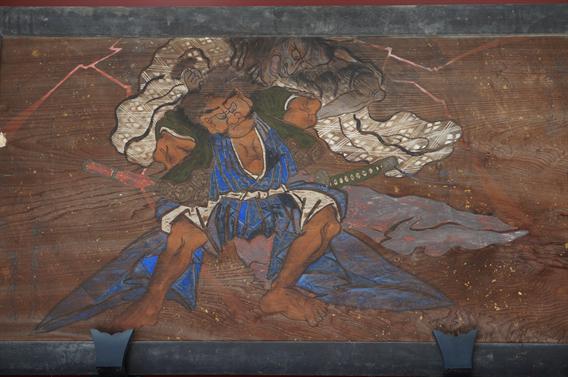 ⑤日本三大稲荷の一つ、笠間稲荷神社で頂ける2種類の御朱印(茨城県笠間市)