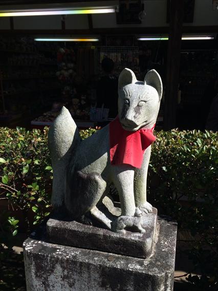 ⑥日本三大稲荷の一つ、笠間稲荷神社で頂ける2種類の御朱印(茨城県笠間市)