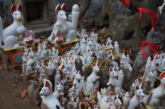 ⑨日本三大稲荷の一つ、笠間稲荷神社で頂ける2種類の御朱印(茨城県笠間市)