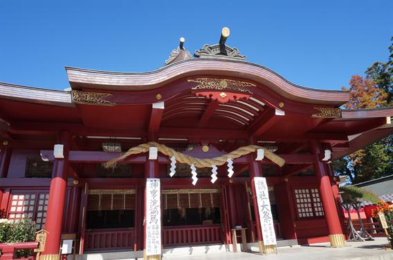 ⑩日本三大稲荷の一つ、笠間稲荷神社で頂ける2種類の御朱印(茨城県笠間市)