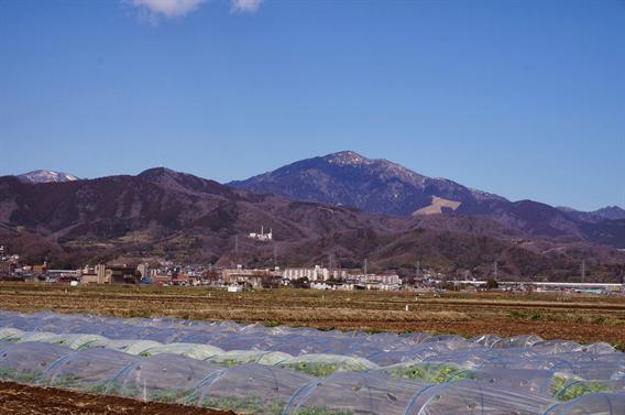 ①ケーブルカーで大山詣り、大山阿夫利神社(神奈川県伊勢原市)