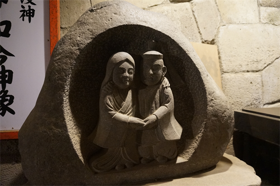 ⑫ケーブルカーで大山詣り、大山阿夫利神社(神奈川県伊勢原市)