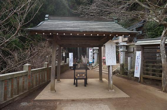 ⑯ケーブルカーで大山詣り、大山阿夫利神社(神奈川県伊勢原市)