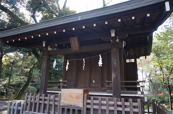 ⑤武蔵国の一宮、大宮氷川神社(埼玉県さいたま市大宮区)